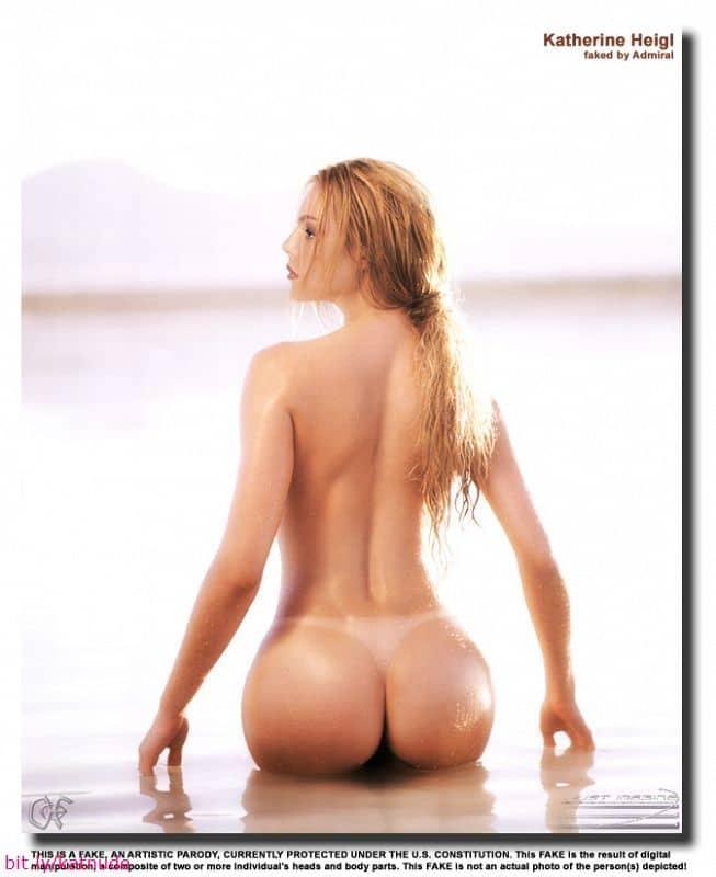Katherine heigl sexy ass photos
