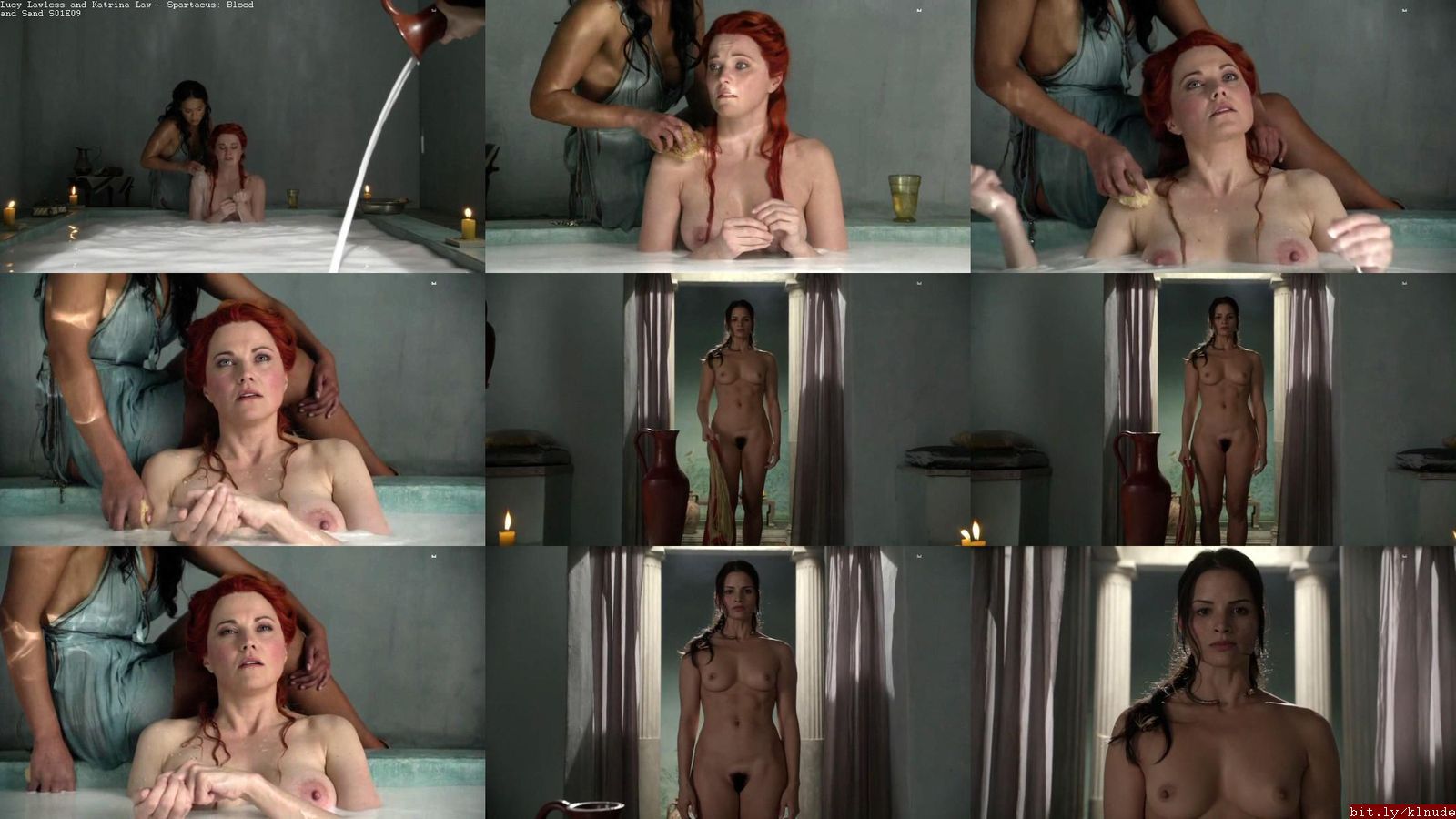 Dancing semi naked in mirror - 5 5