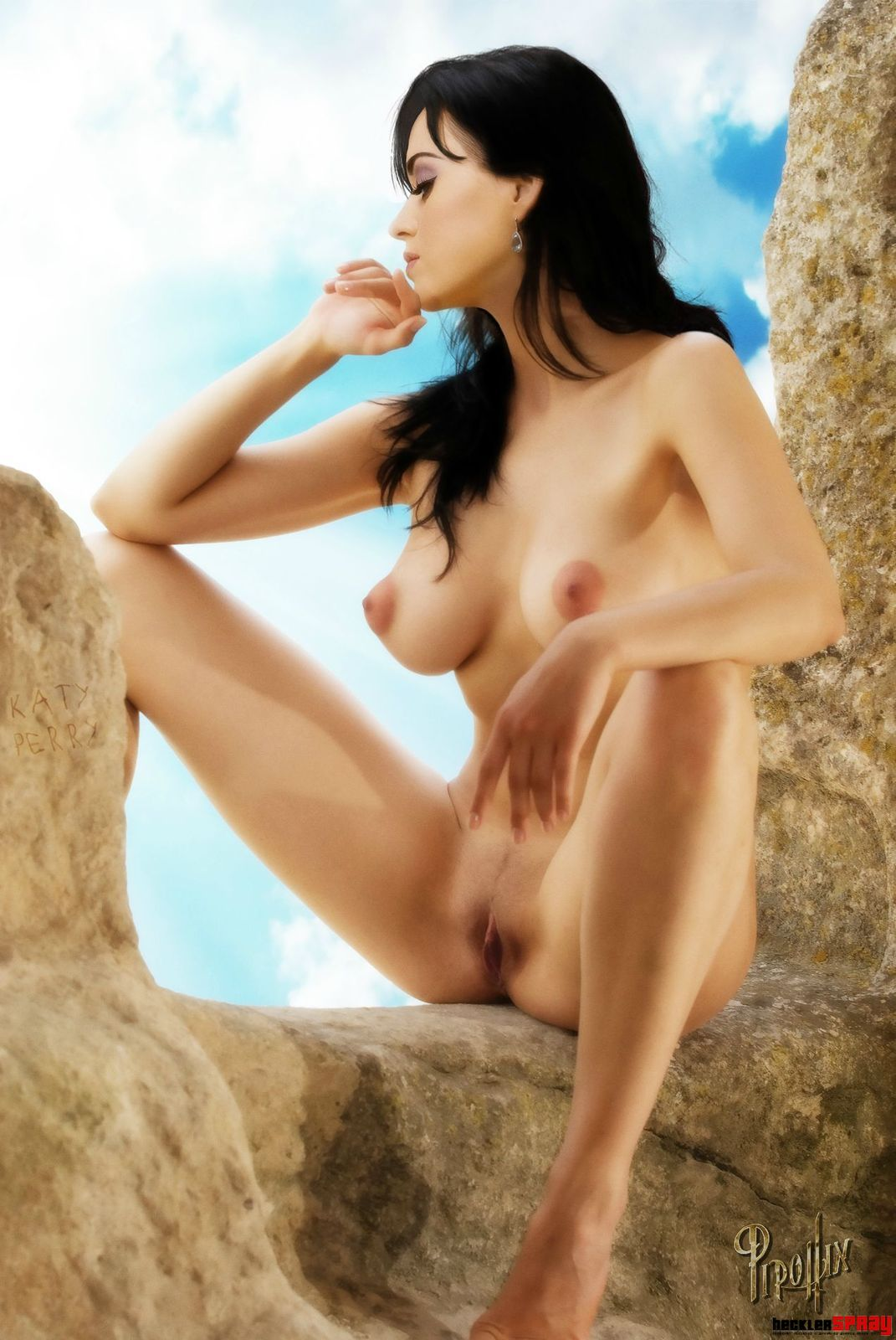 Katy perry nude real
