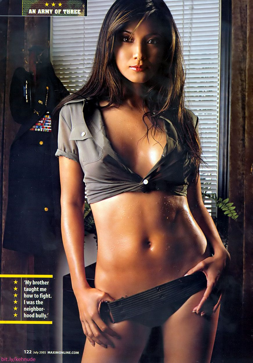 Kelly Hu Nude - The Hottest Asian-American Actress Ever