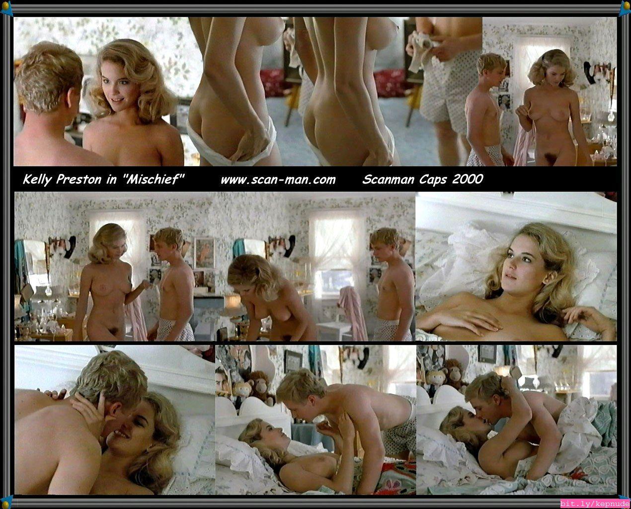 Simply excellent Kelly preston nude scenes in mischief interesting idea