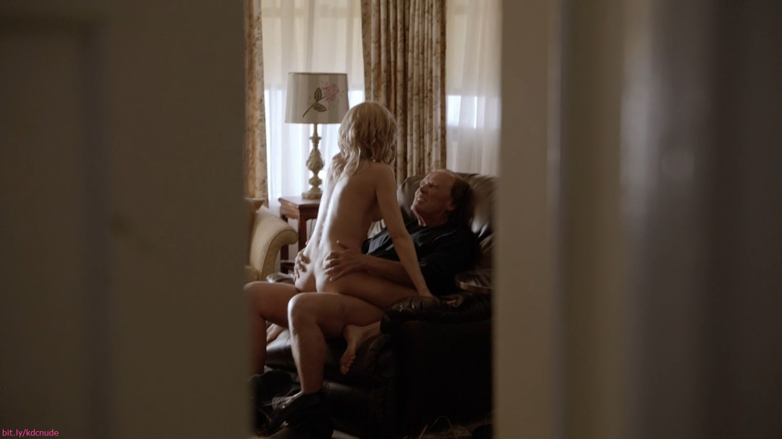 kim dickens nude her boobs look bigger than they are