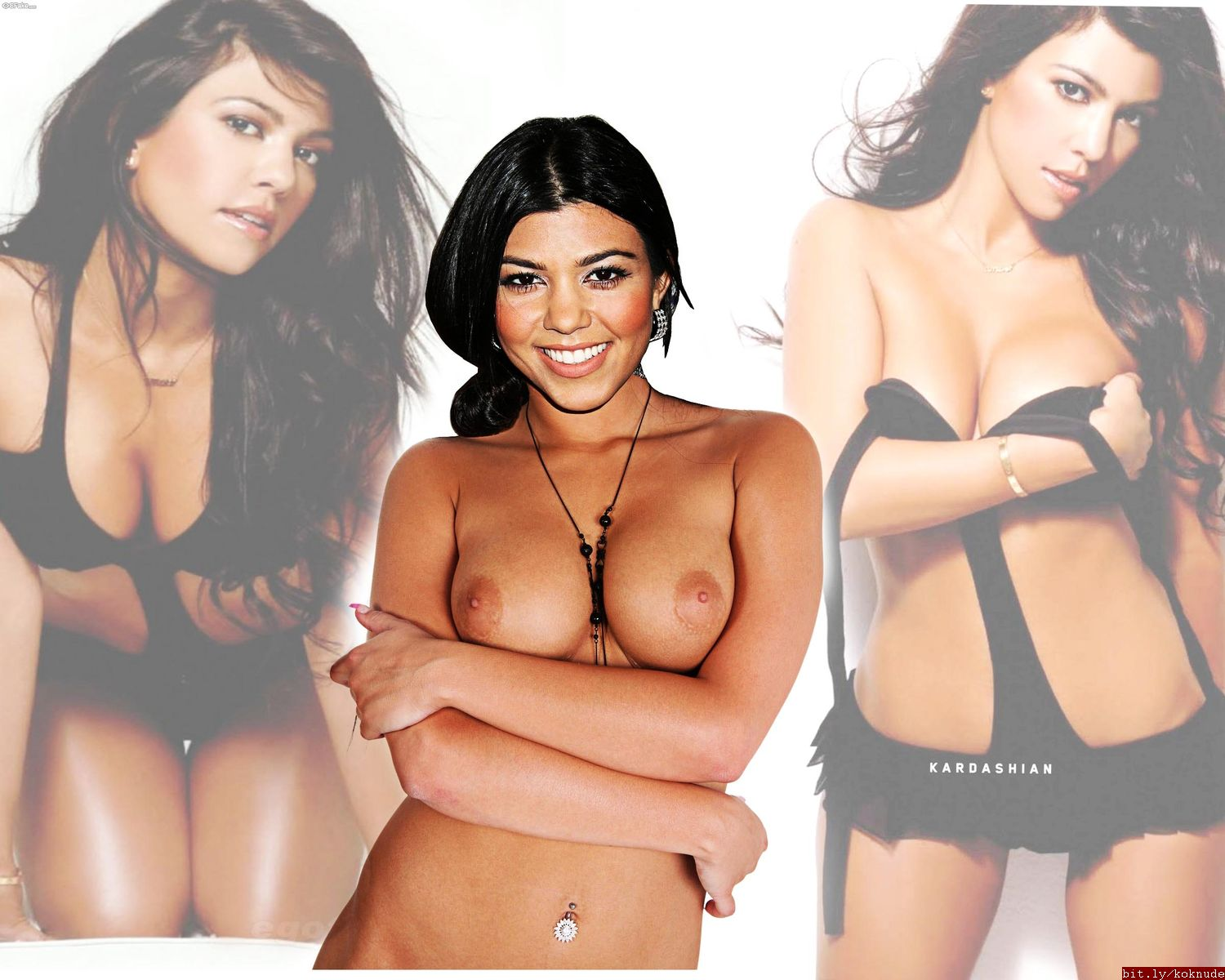 kourtney kardashian nude and desperate for attention pics