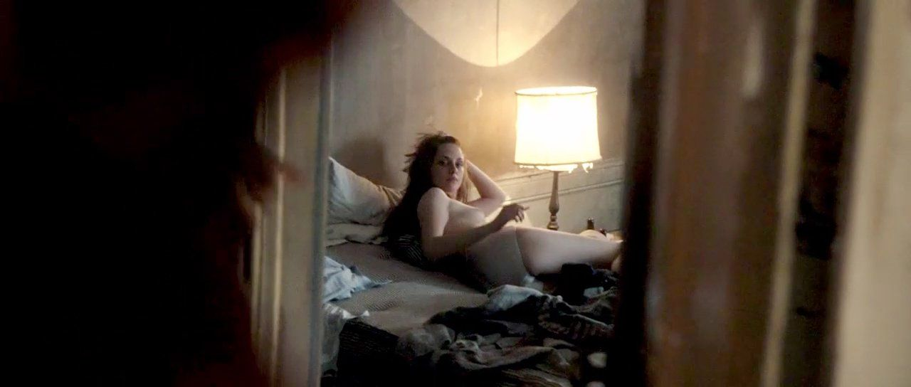 Kristen stewart nude on the road