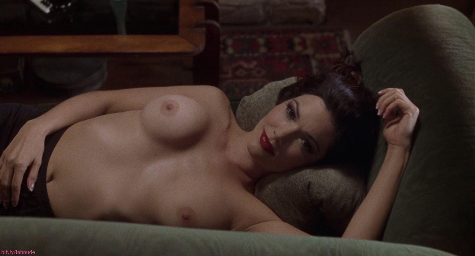 Laura harring topless