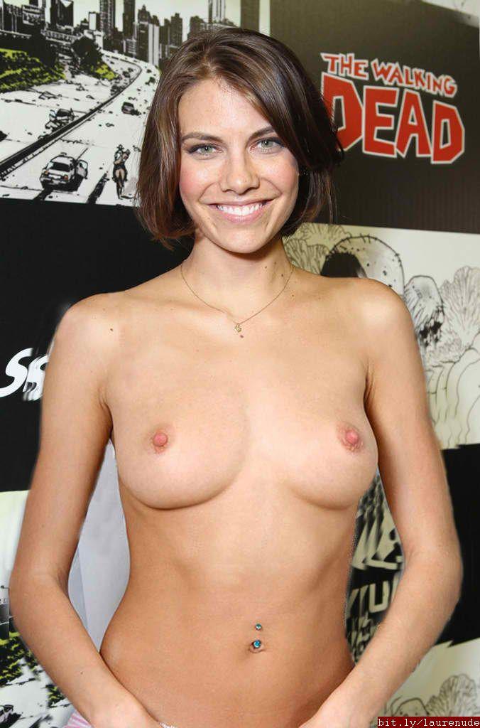 Lauren cohan nude pics