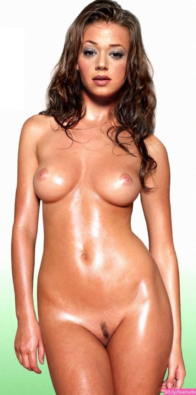 leah remini nude real