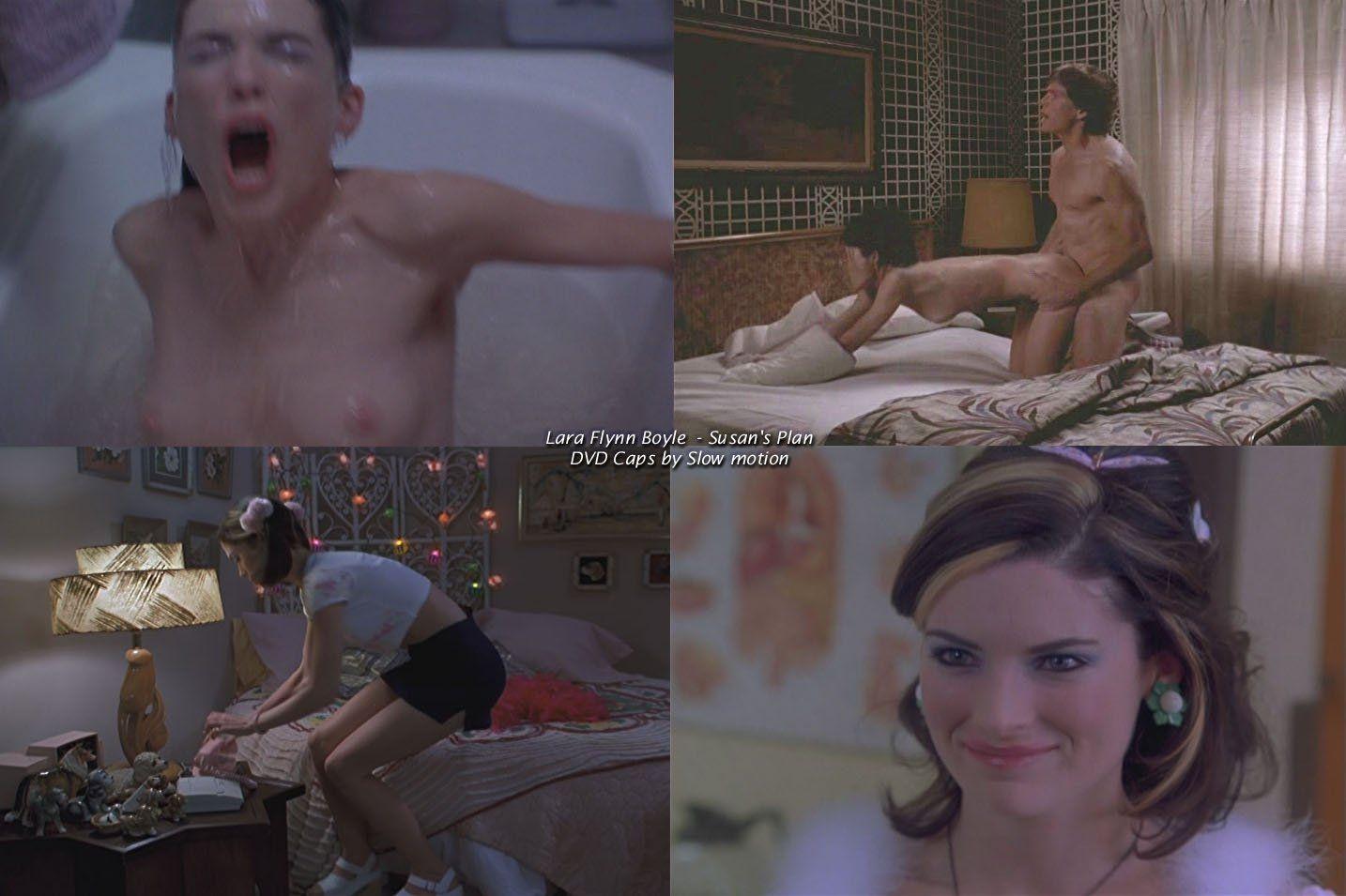 Lara flynn boyle nake