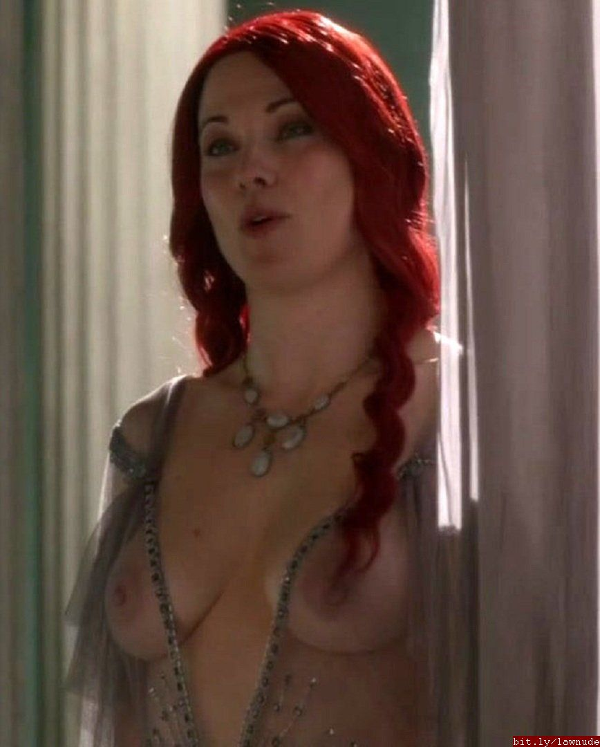 Nude lucy lawless spartacus