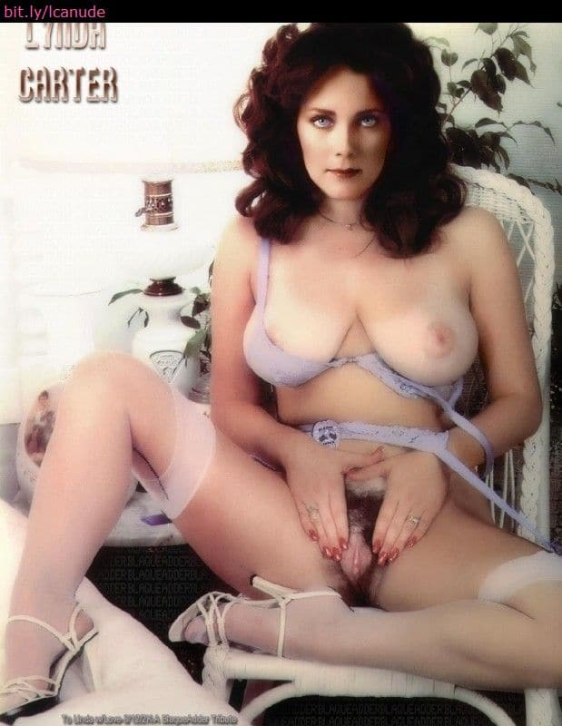 from Terrence lynda carter boobs nude