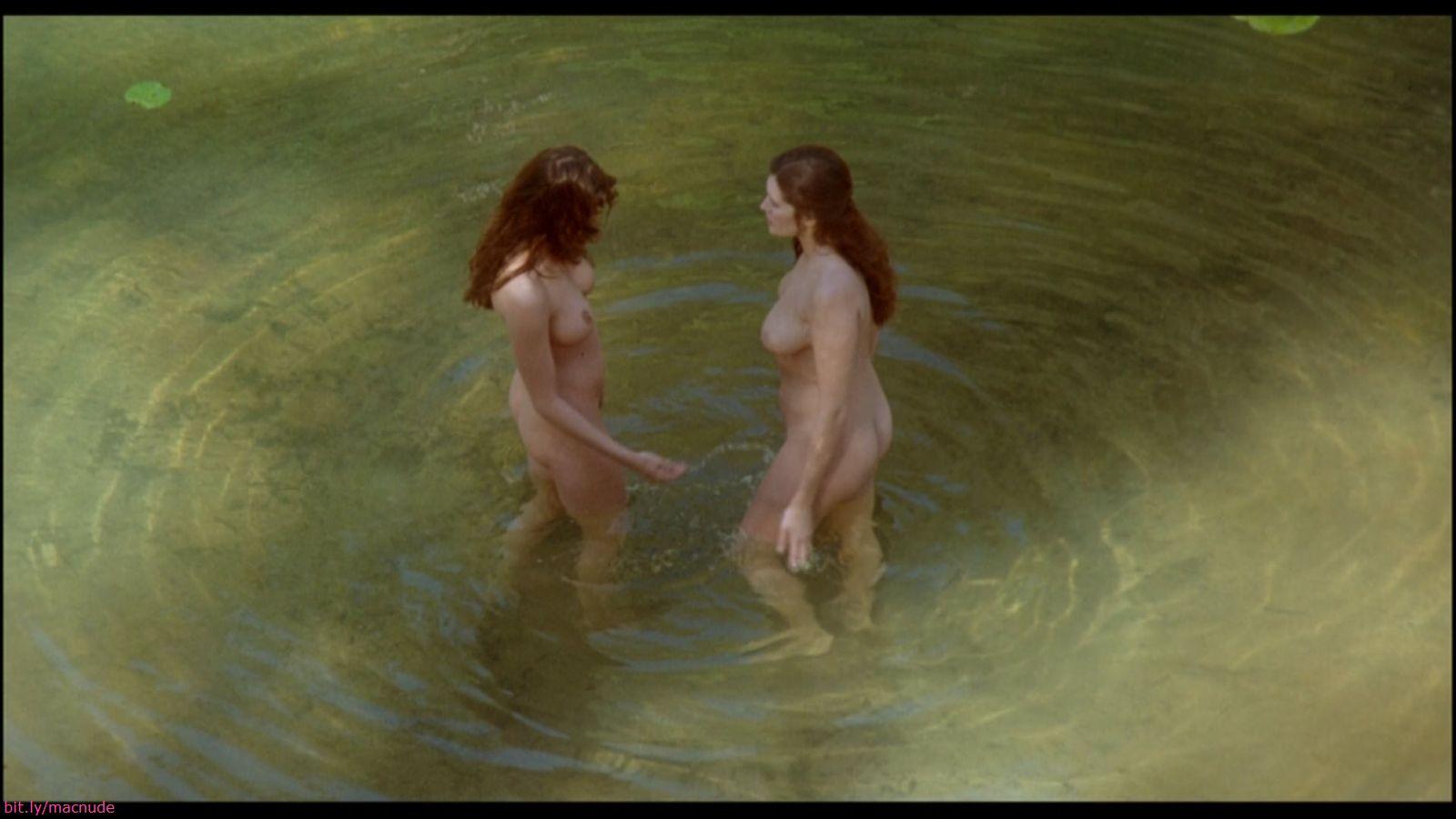 sirens movie elle macpherson nude