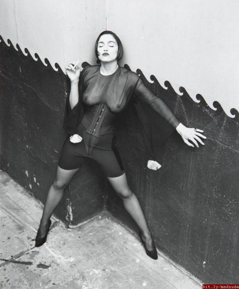 gallery Madonna nude