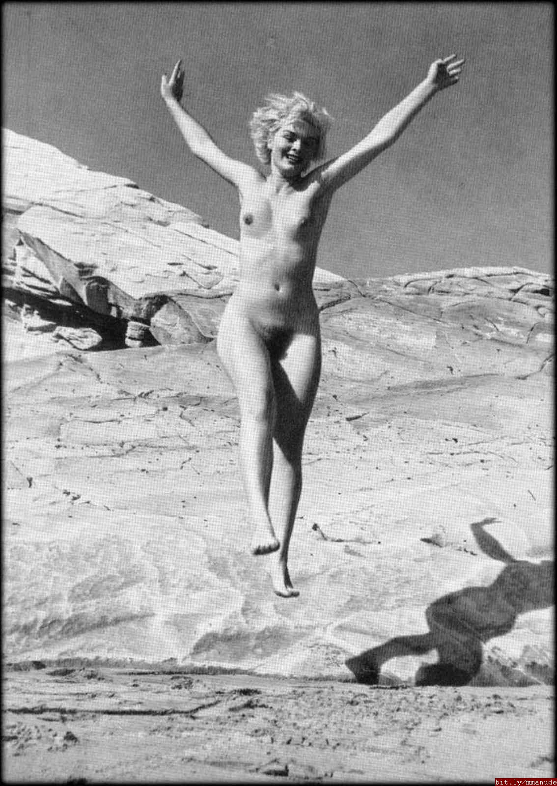 marylyn munroe nude