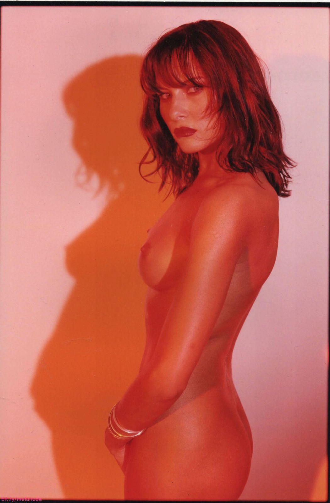 melania trump hot nude