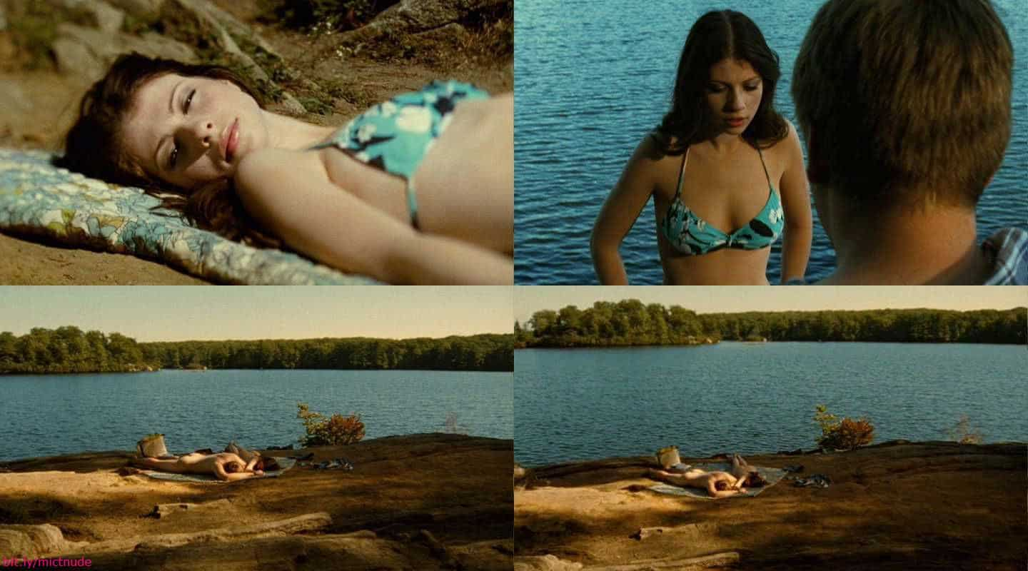 Opinion, Has michelle trachtenberg nude for