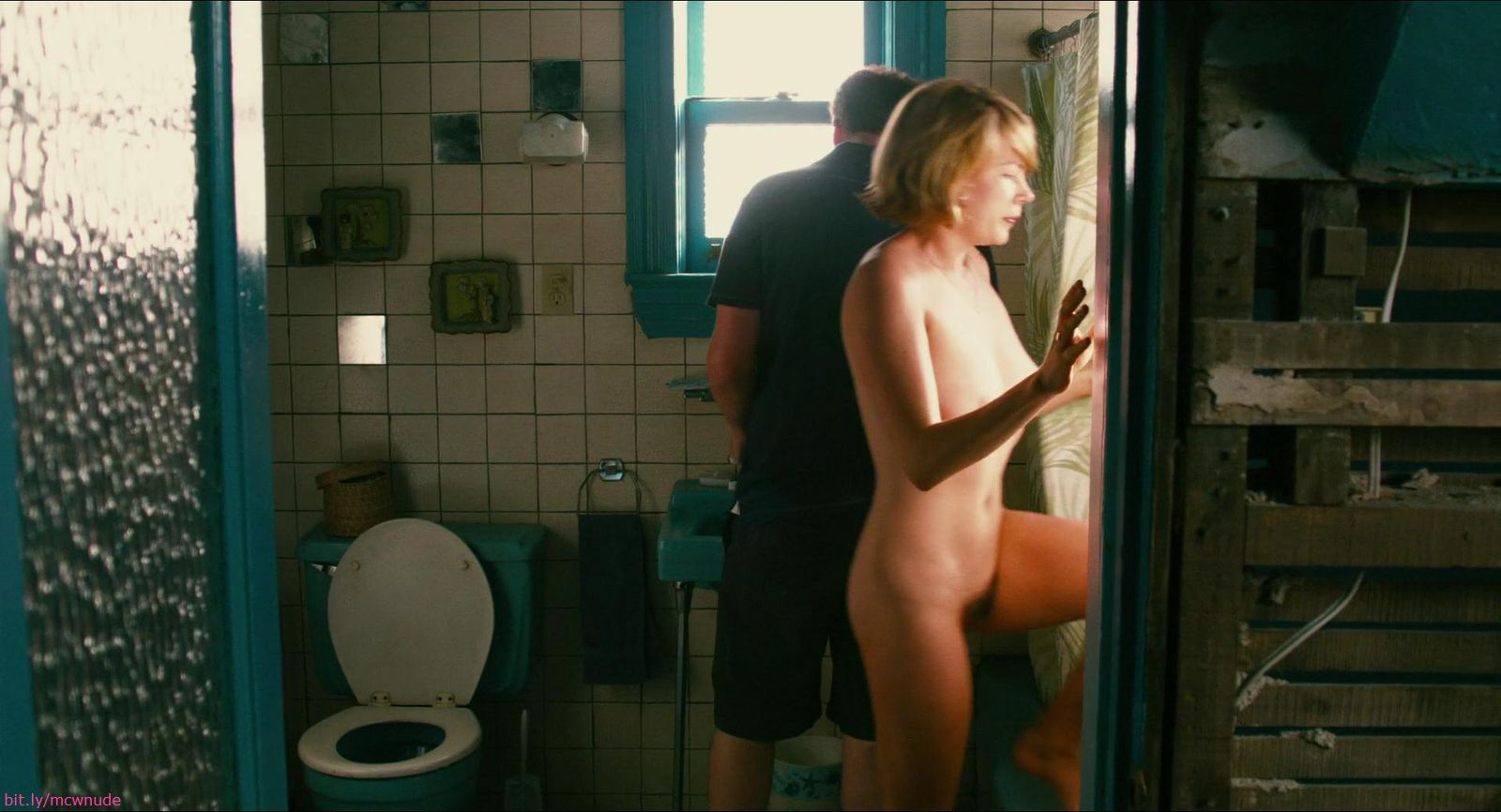 Commit Michelle williams nude vagina that result