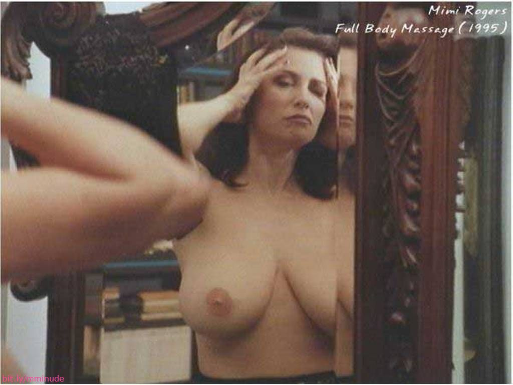Mimi rogers boobs