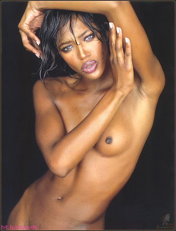 Naomi campbell nude fakes can