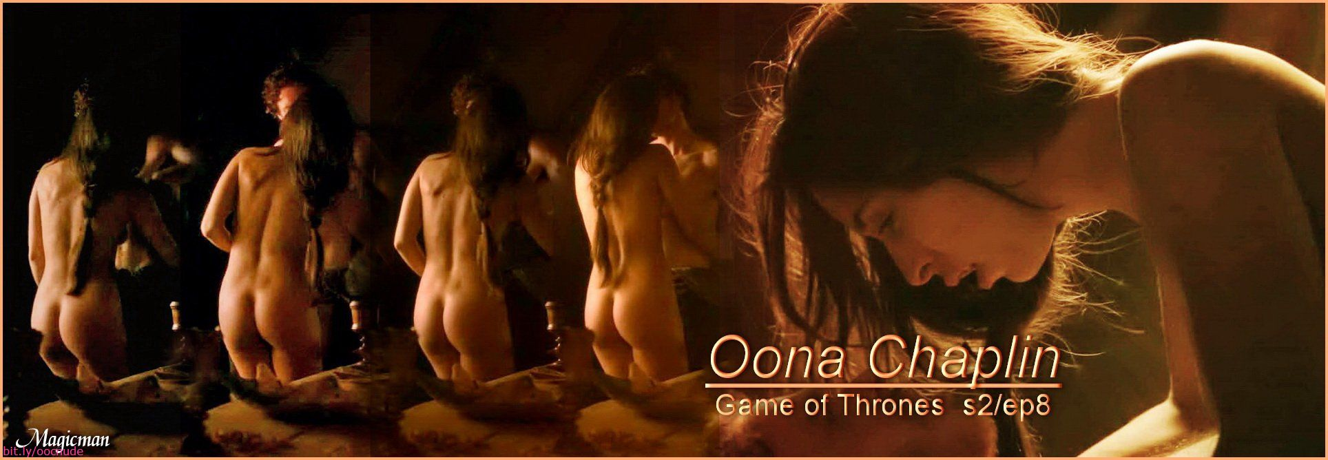 Oona chaplin game of thrones nude