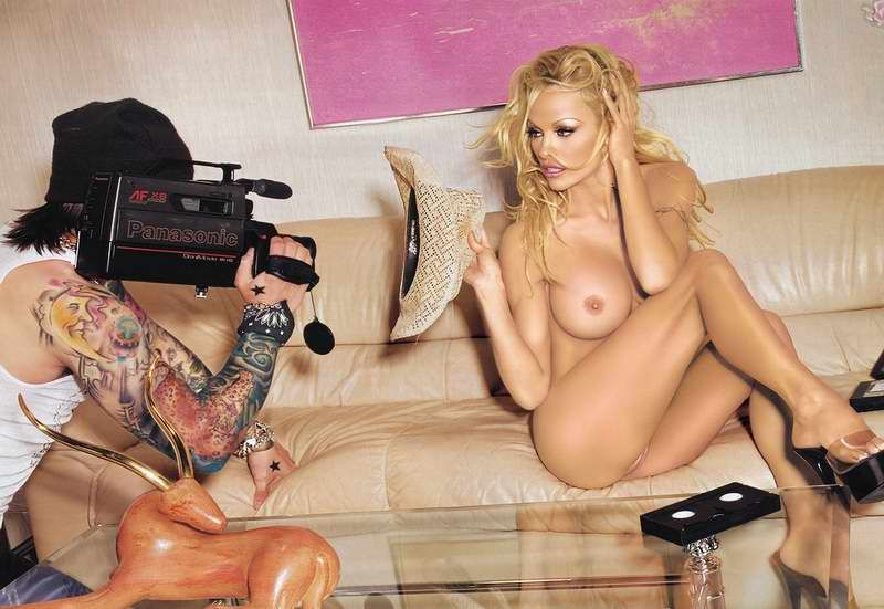 Can Pamela anderson sexy cowgirl idea