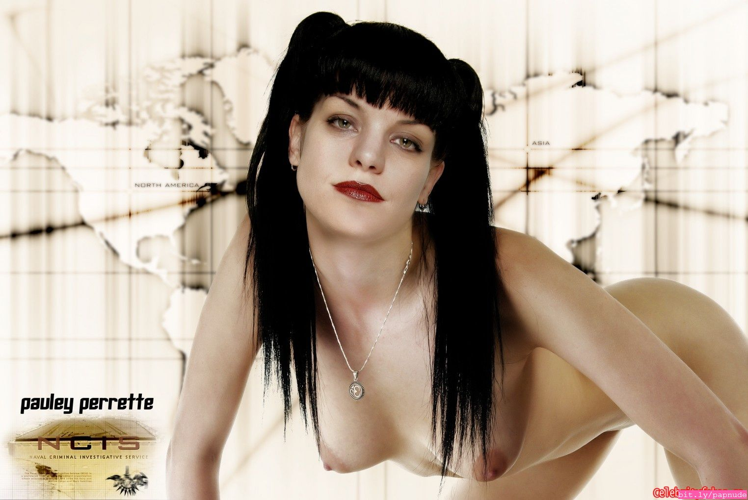 Not Nude fakes pauley perrette