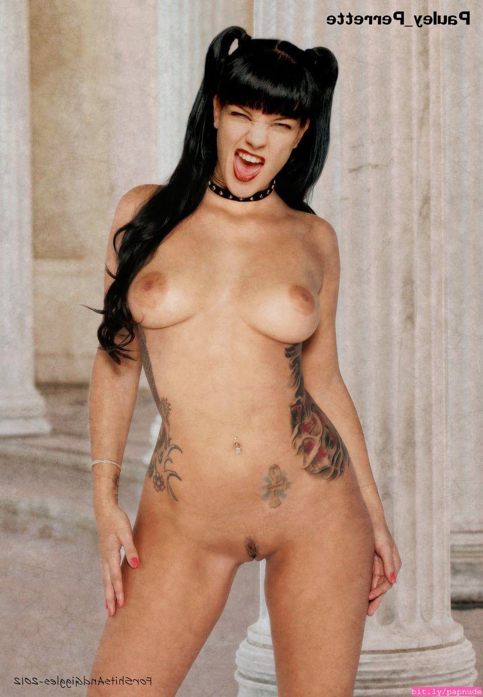 Perrette naked pauley Ncis Pics