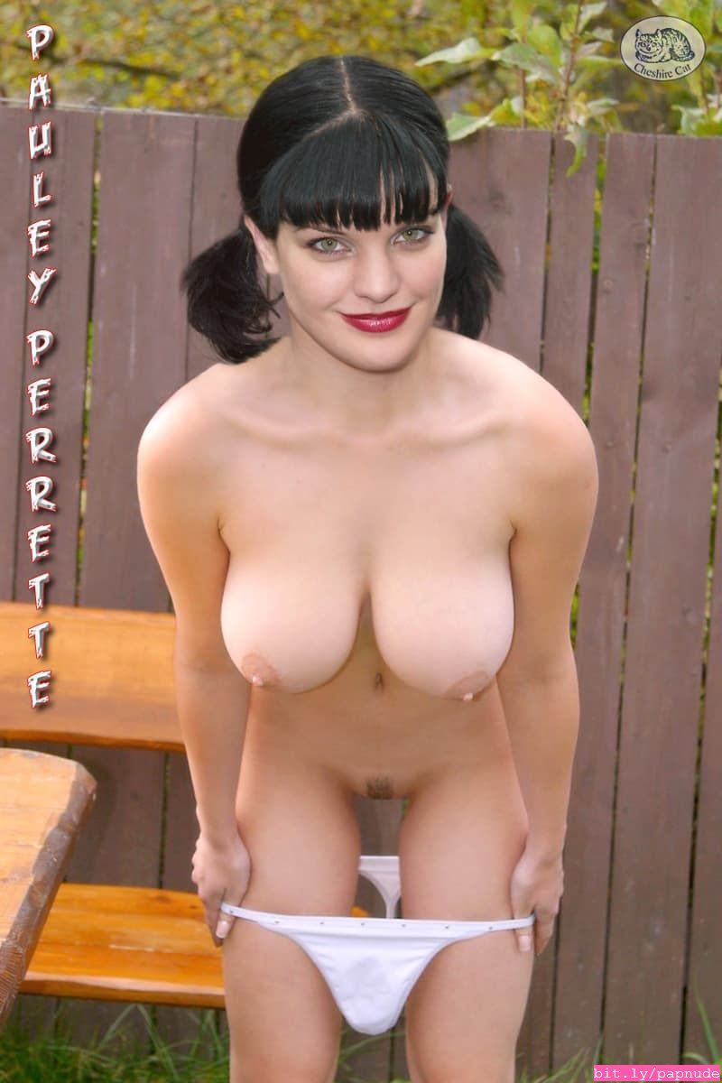 Apologise, but, ncis pauley perrette porn the question