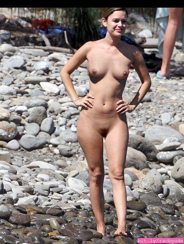 Beach topless rachel bilson