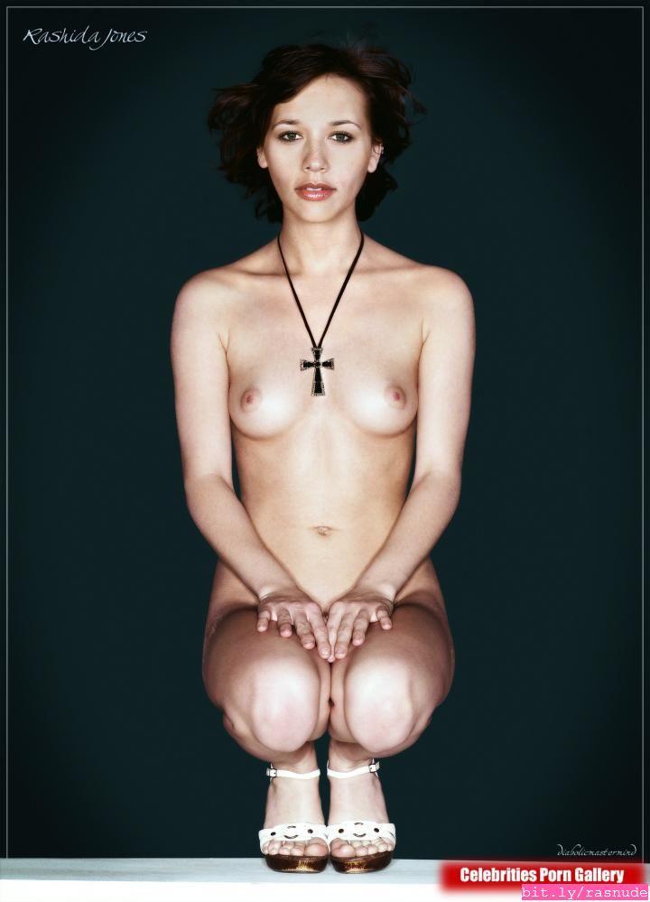 jones nude Rashida