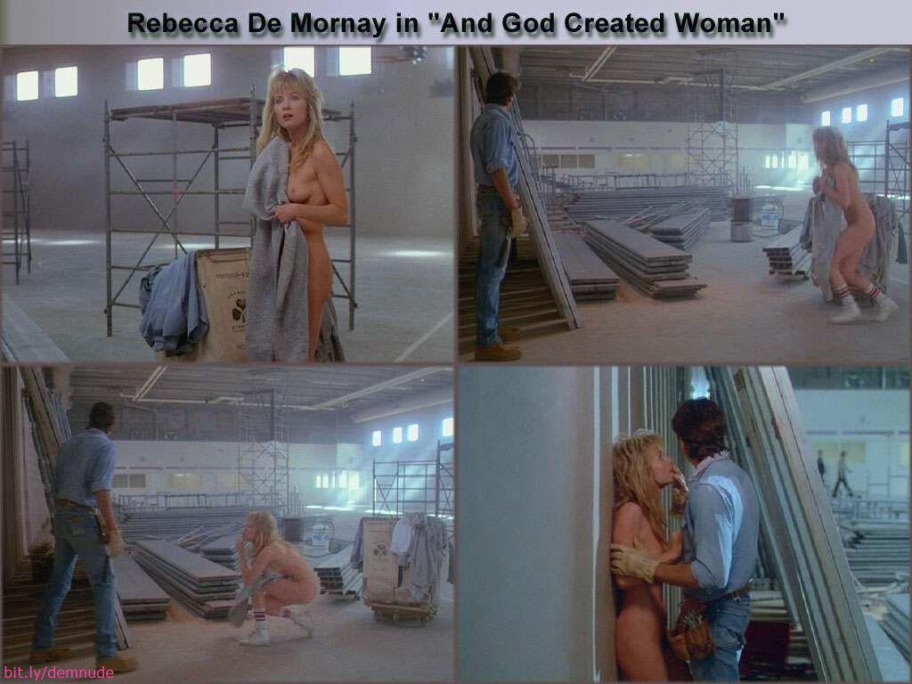 Rebecca de mornay wicked ways compilation - 1 part 9