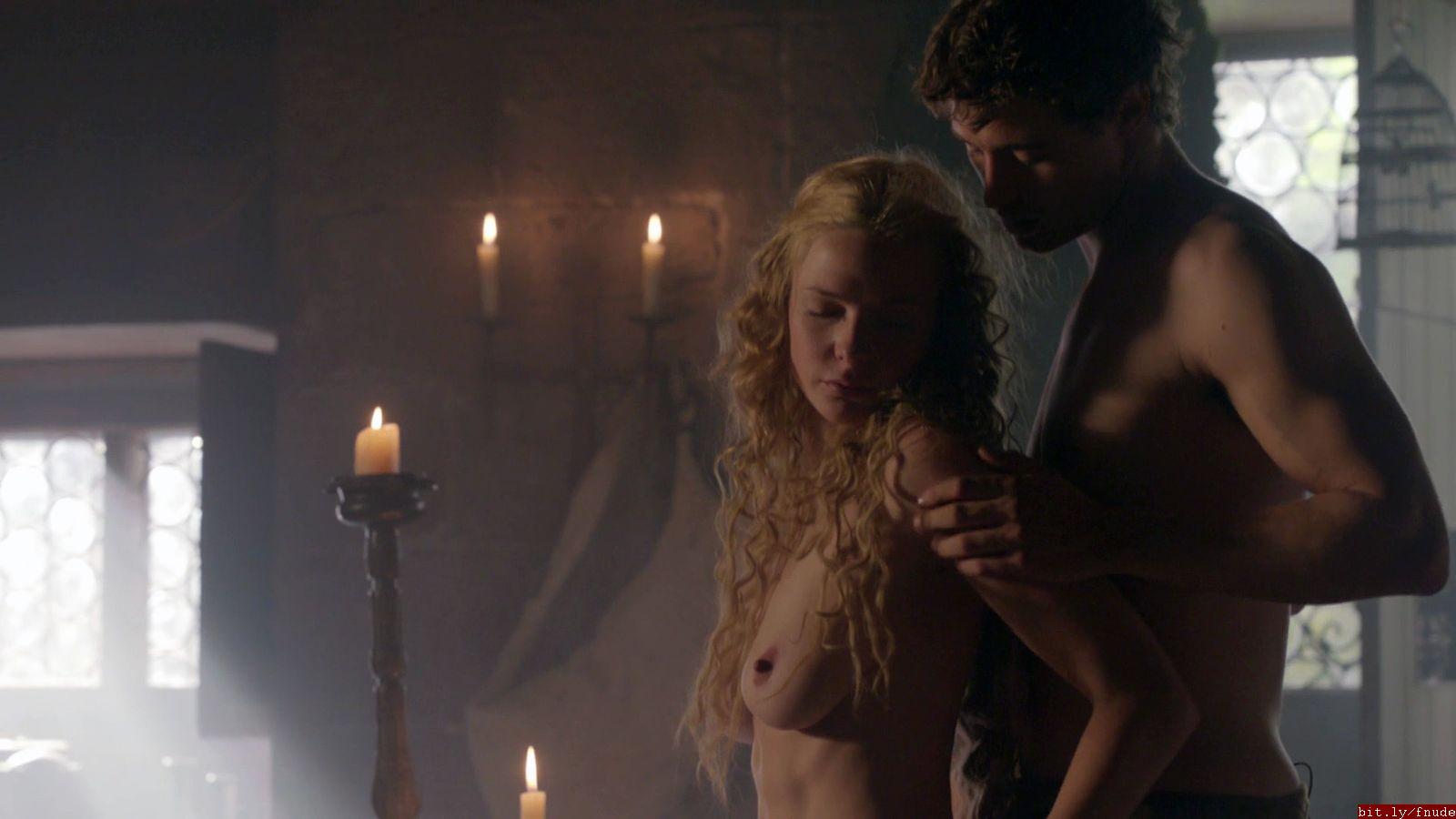 Ferguson nude rebecca actress