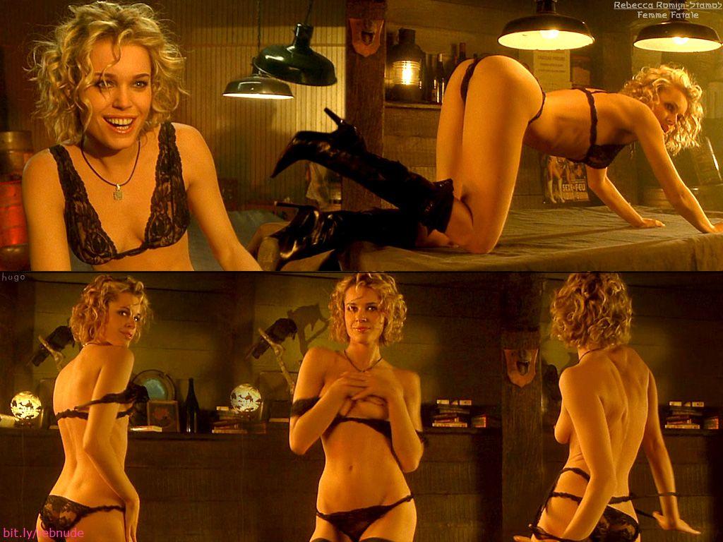 Once Rebecca Remijin Naked