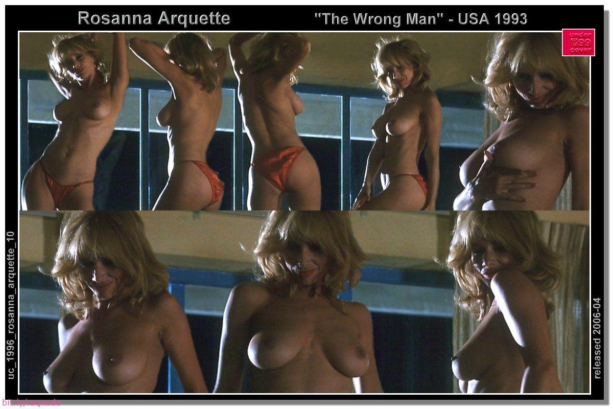 Rosanna arquette playboy pics