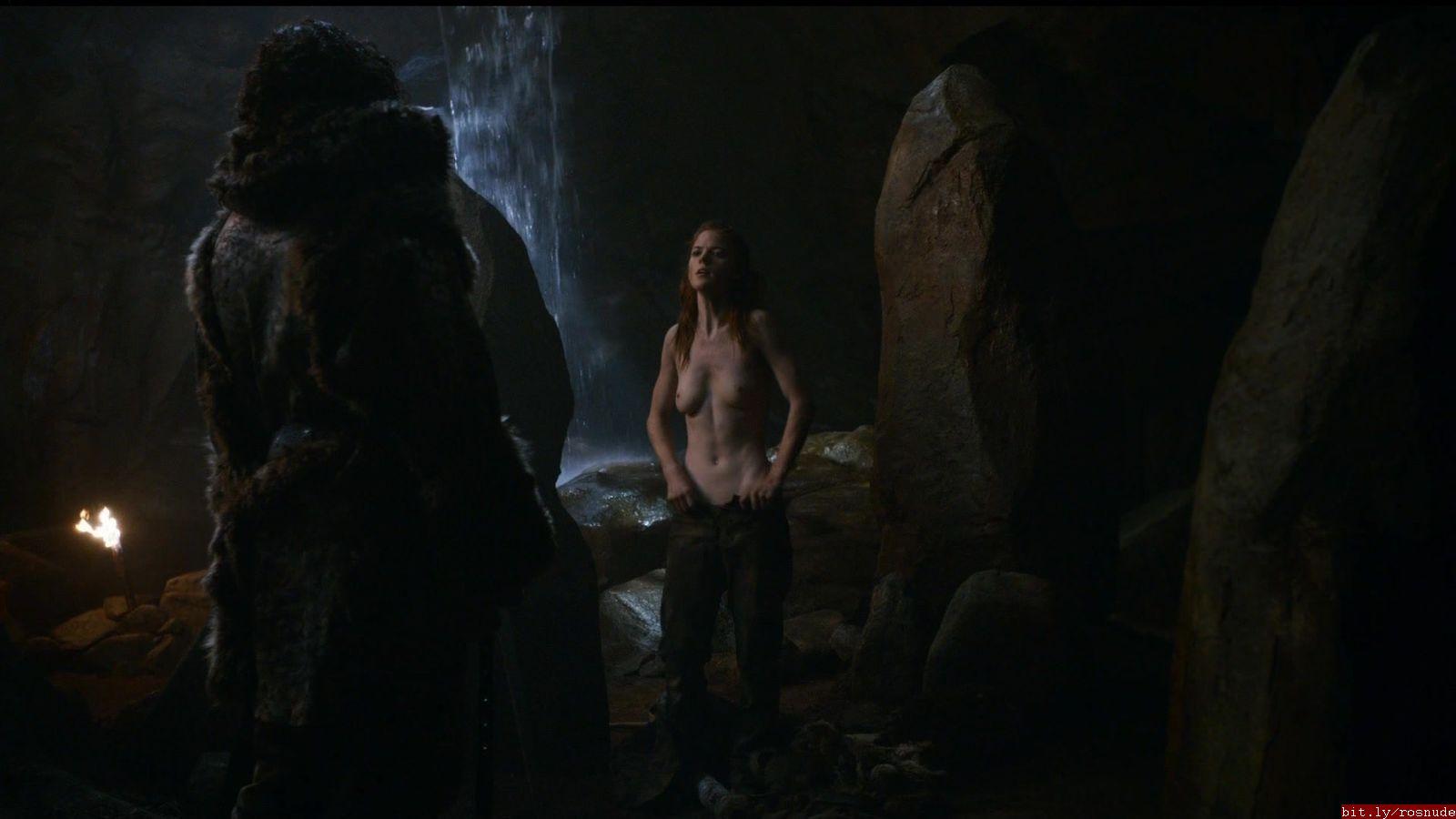 Senior tits
