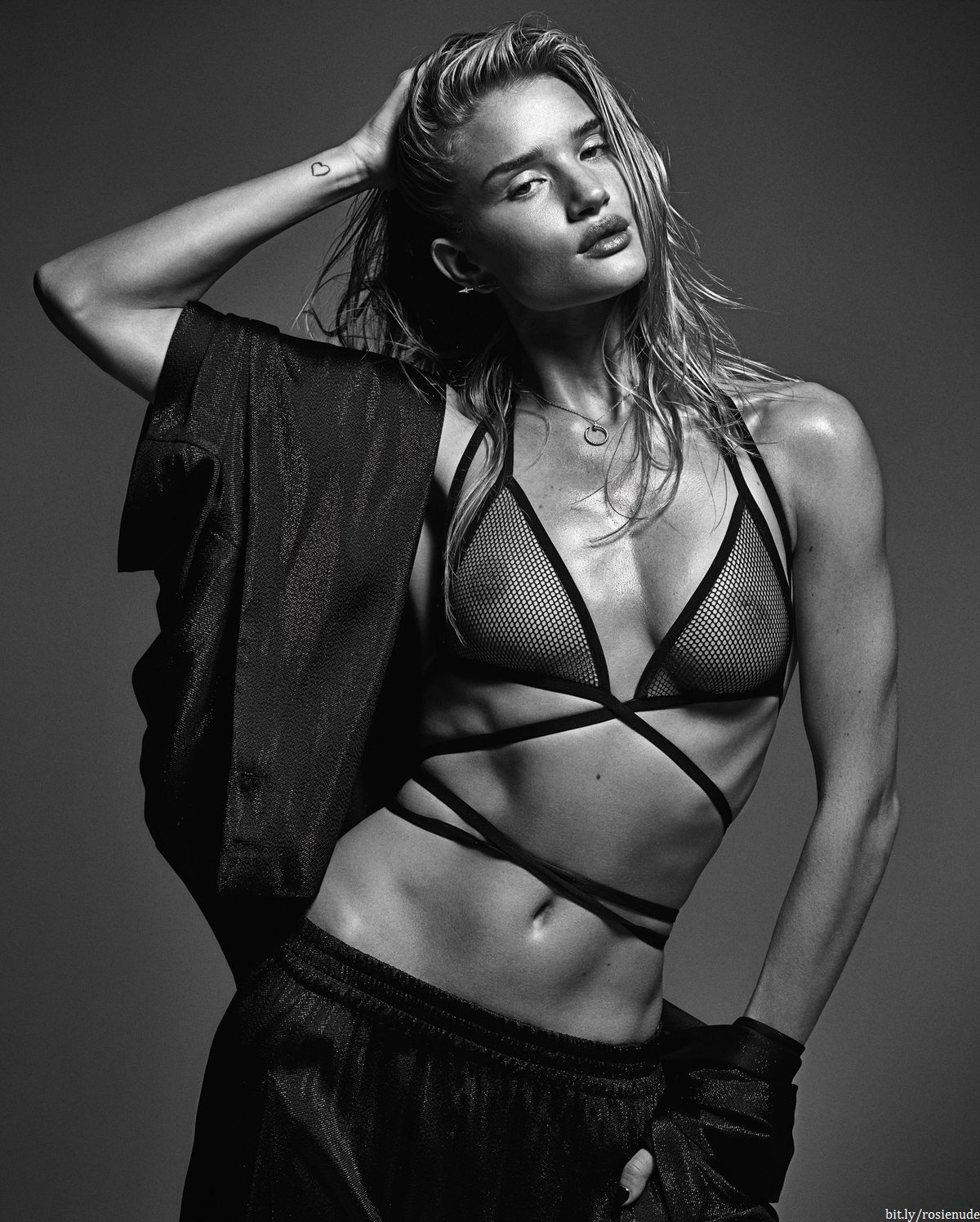 Words... rosie huntington whiteley and too