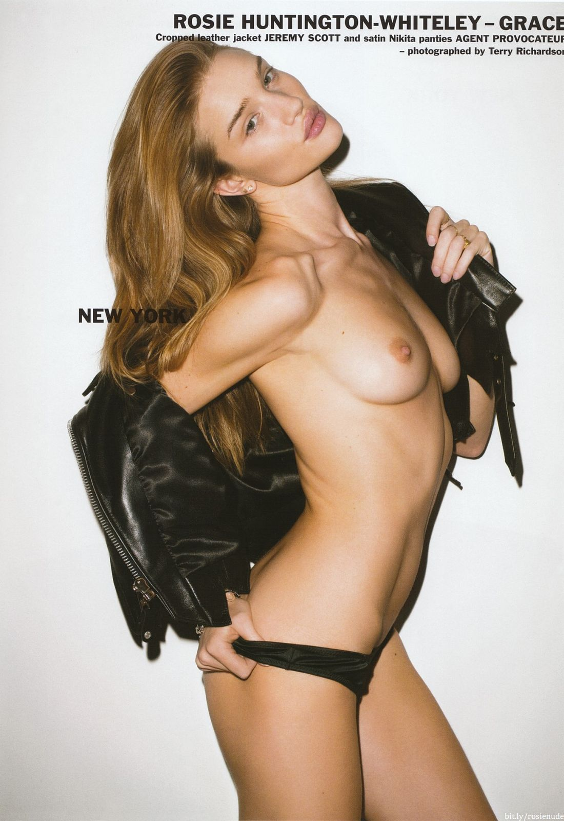 Rosie Huntington-Whiteley Nackt