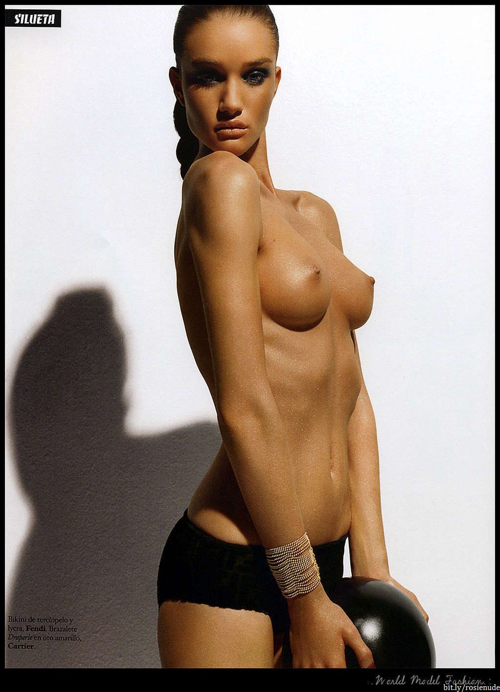 Rosie huntington-whiteley nudes