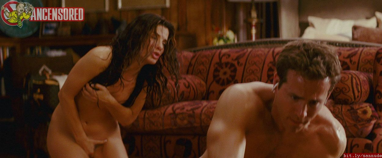 the proposal nude scene