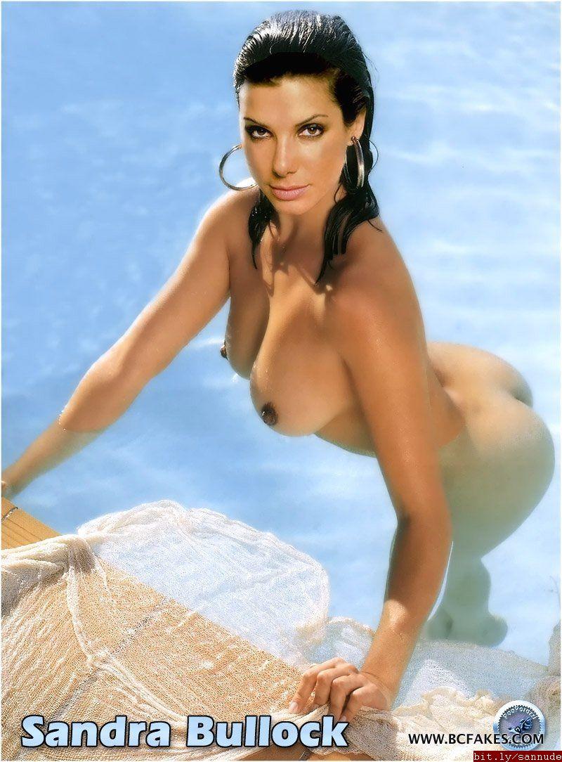 Sandra bullock naked fake