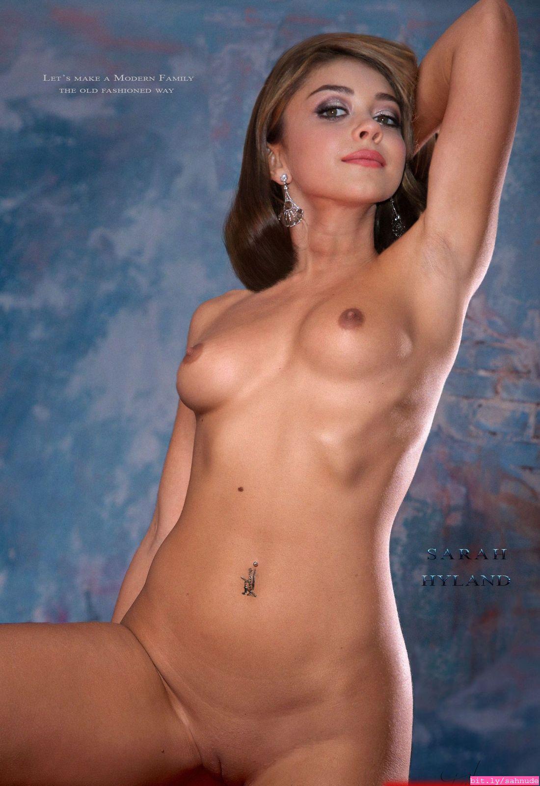 hyland nude sarah Naked