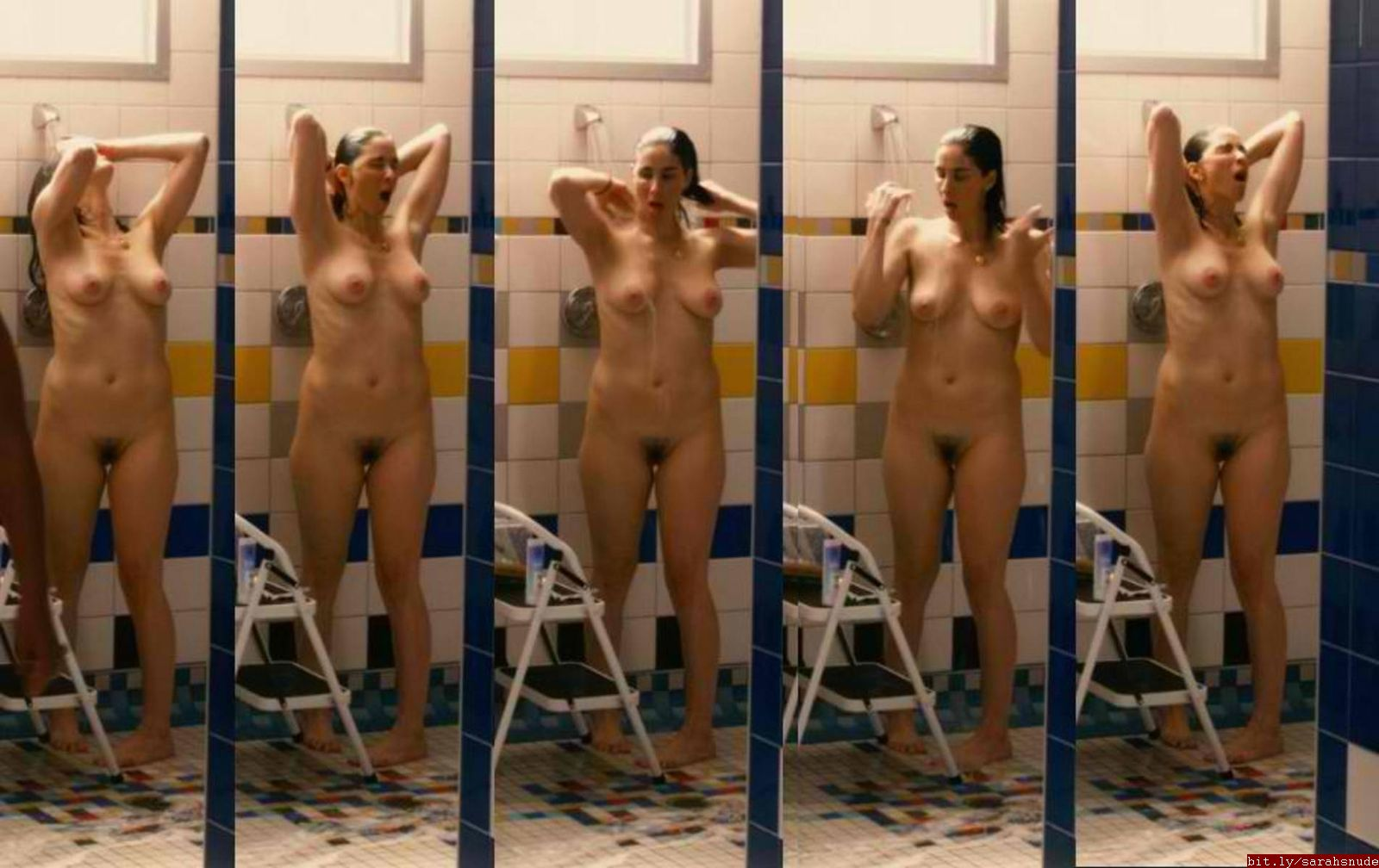 image Sarah silverman nude tits 039i smile back039 on scandalplanetcom