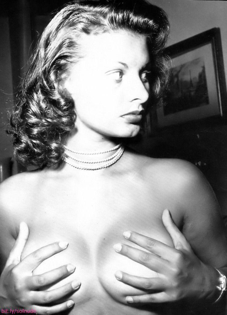 Sophie loren porn