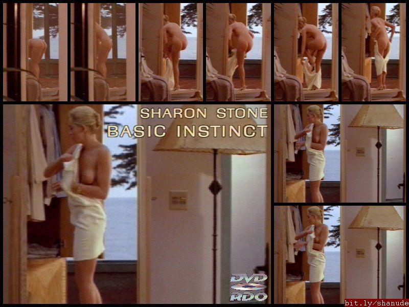 Basic instinct sharon stone pussy