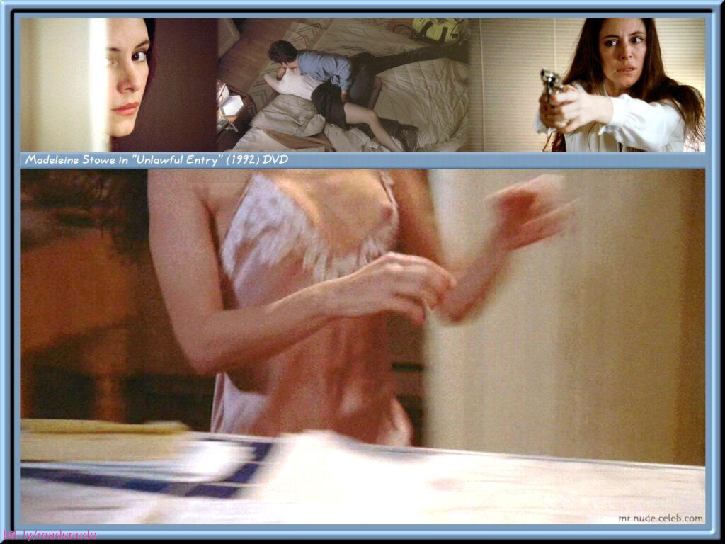Madeleine stowe nude stakeout - 2 part 3