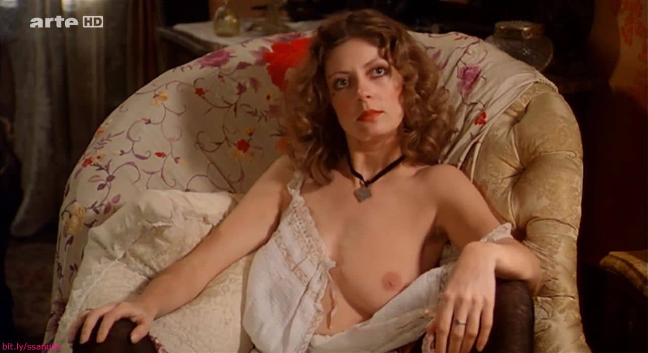 from Leighton hot susan sarandon topless