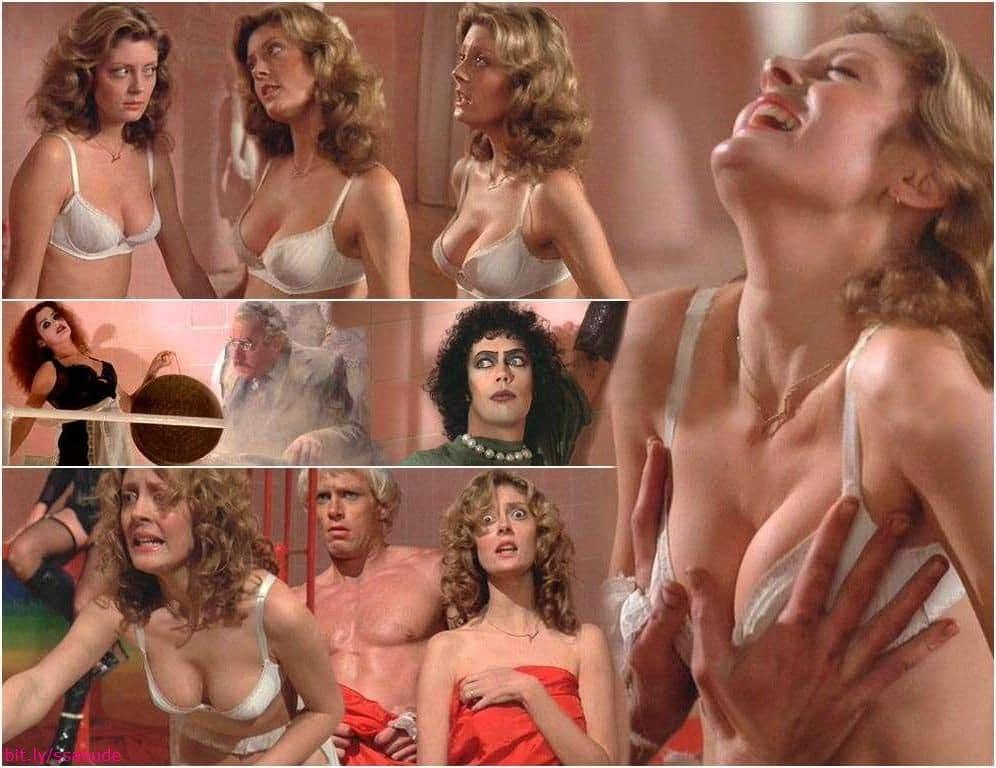susan sarandon nude