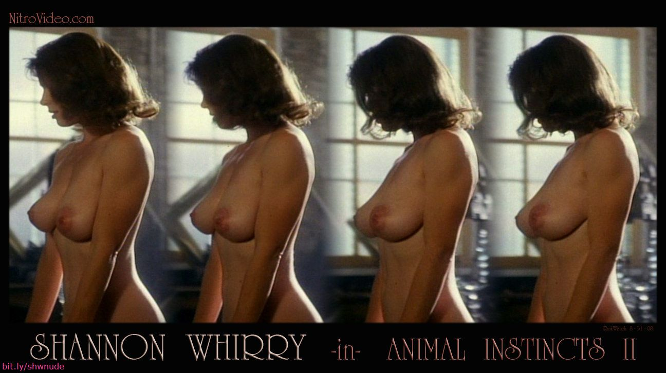 Animal Instincts - Shannon Whirry