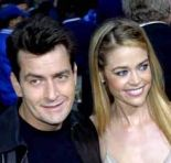 charlie sheen denise richards divorce richie sambora locklear spade