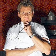 Gordon ramsay doesn 39 t fake shout at cooks for Kitchen nightmares fake