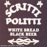 Mercury Music Prize Betting Odds: Scritti Politti, White Bread Black Beer